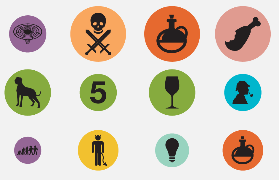 Common MythConceptions — Information is Beautiful